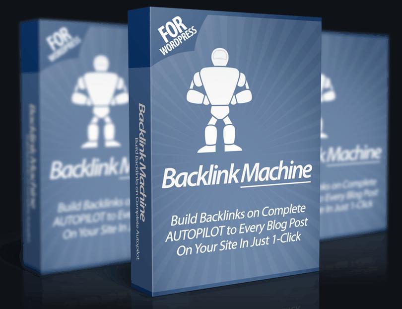 Backlinkmachine by ankur shukla seo toolkit OTO 2