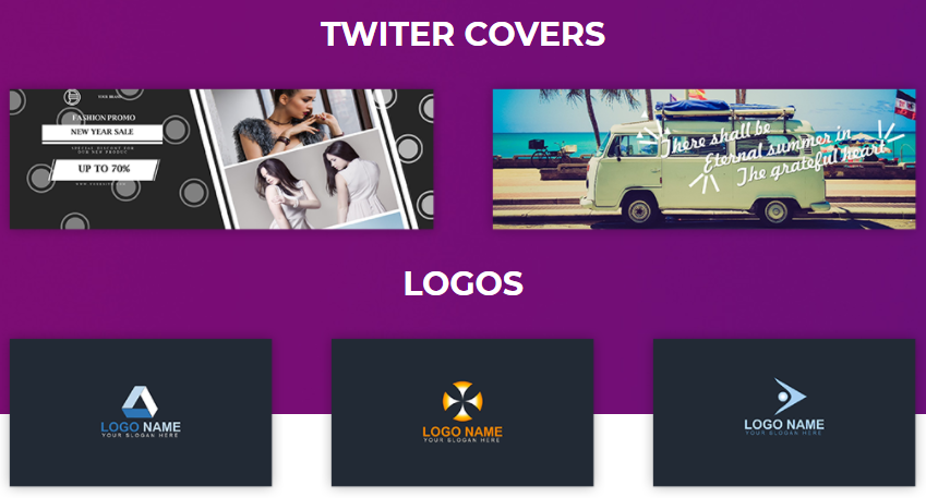graphysuite twitter cover templates