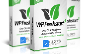 wp fresh start 5 review