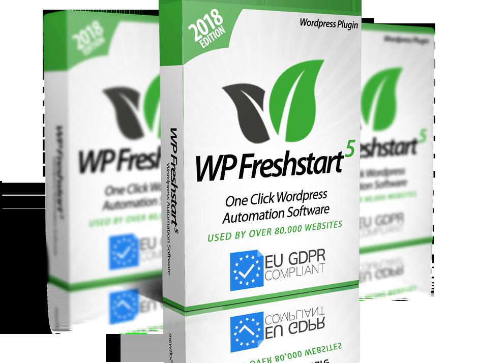 wp fresh start 5 review