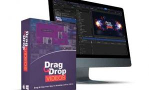 drag and drop videos review