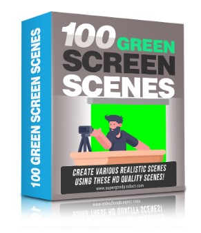 green screen backdrops bonuses