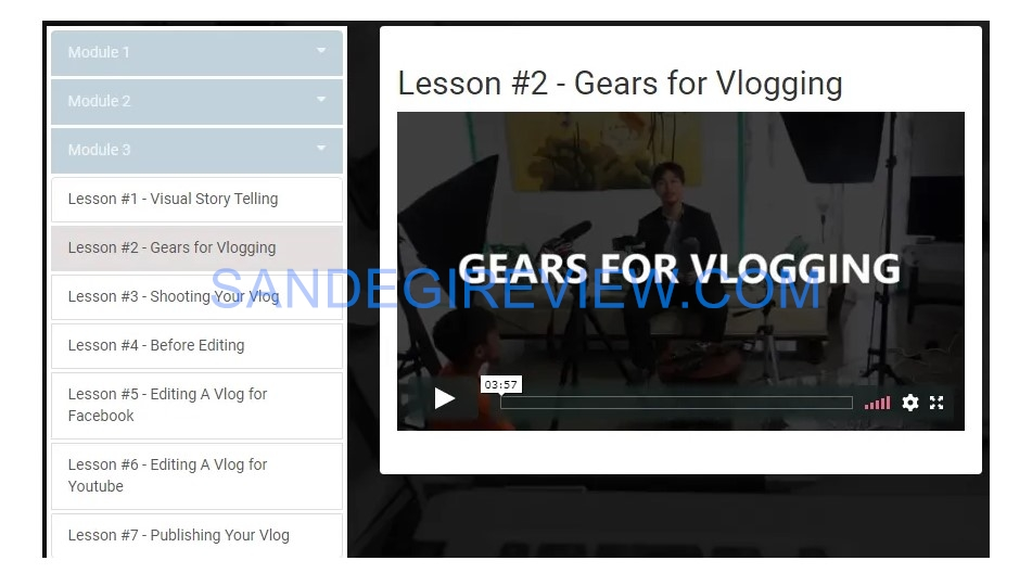 vlogr review module 3