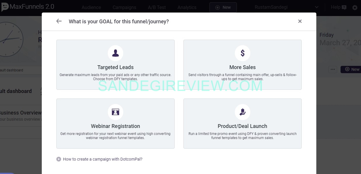 maxfunnel 2.0 review